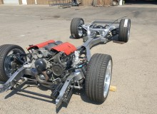 Custom chassis for 1961 Impala with LS3