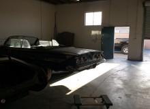1961 Impala convertible