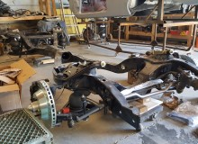 Installing big brakes on 1964 Impala with LS3