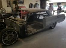 Bagged 1964 impala