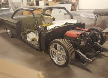 Custom 1961 impala