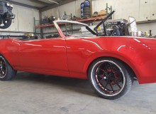 1969 custom cutlass