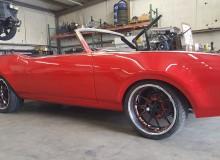 1969 custom cutlass