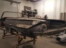 1961 Impala Convertible - Classic car restoration