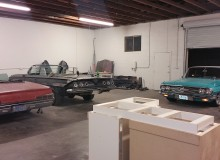 Impala restoration shop