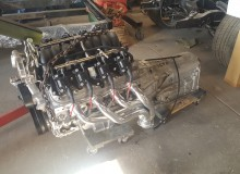 LS motor for 1958 Impala Yeoman Wagon