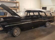 Putting the 1958 Yeoman Wagon together