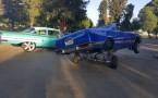 !981 El Camino with Monte Carlo front clip 3 wheel motion