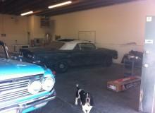 1961 Impala convertible restoration