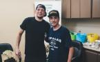 Nate Diaz and Frankie
