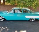 1960 Chevy Bel Air custom