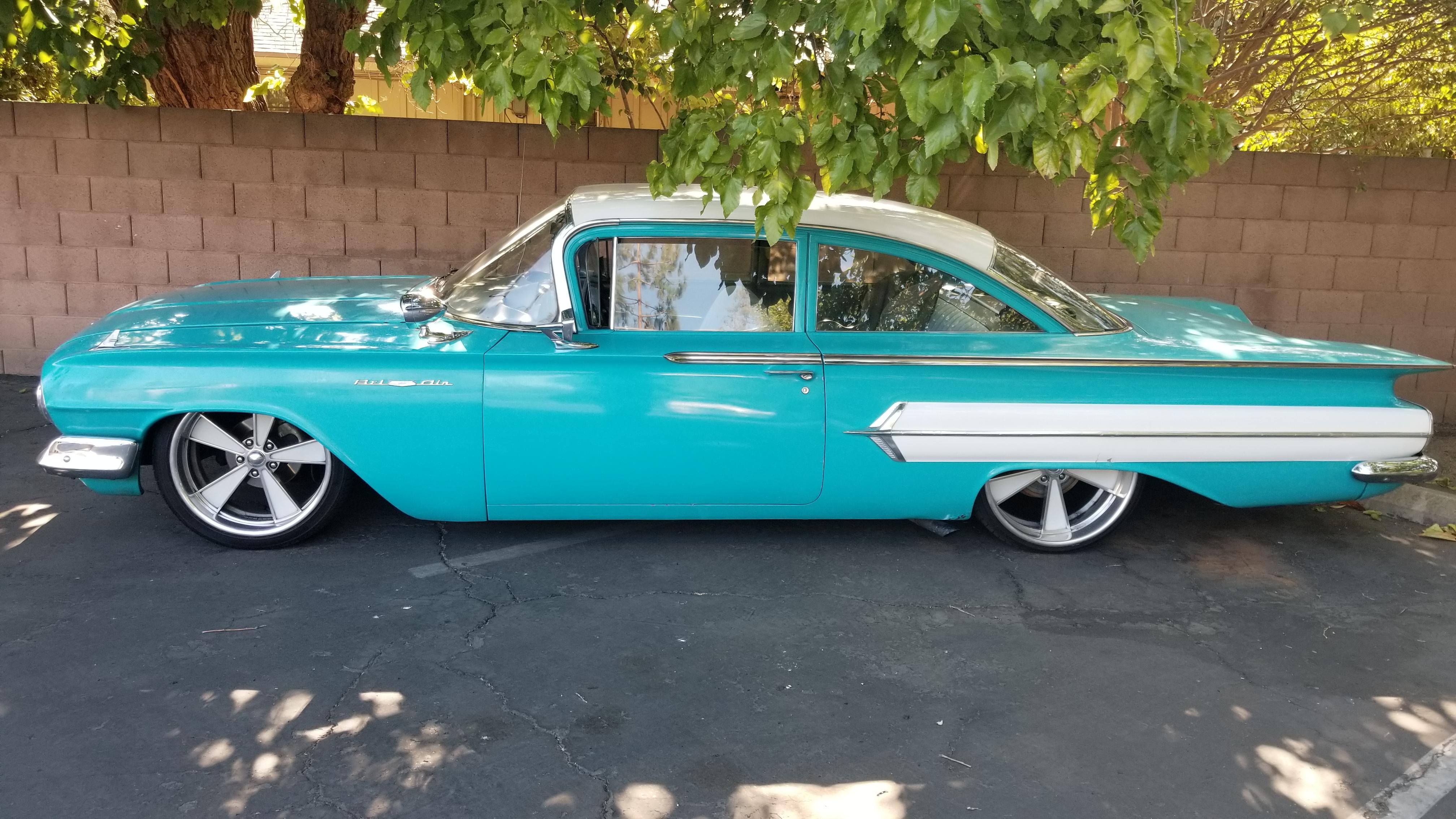 Classic Car Restoration Shop Impala Parts Home 1957 Chevy Bel Air Convertible Lowrider 1960 Custom