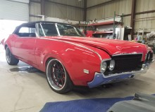 1969 Olds Cutlass for sale