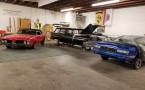 1969 Olds Cutlass, 1987 Chevy So Camino Lowrider, 1958 Chevy Impala Yeoman Wagon