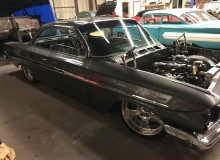 1961 Impala Bubble top Fresno